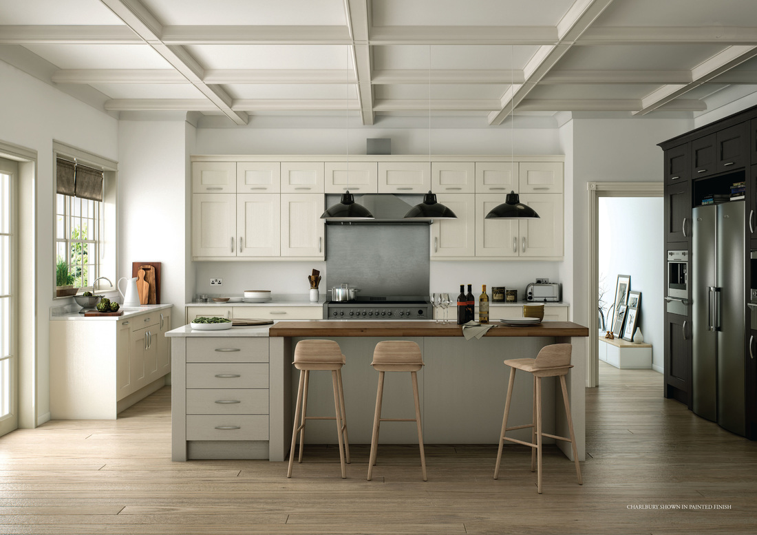 Classic Design Kitchen Telford